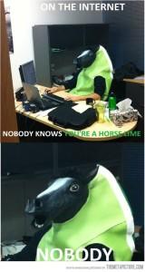 horse lime meme