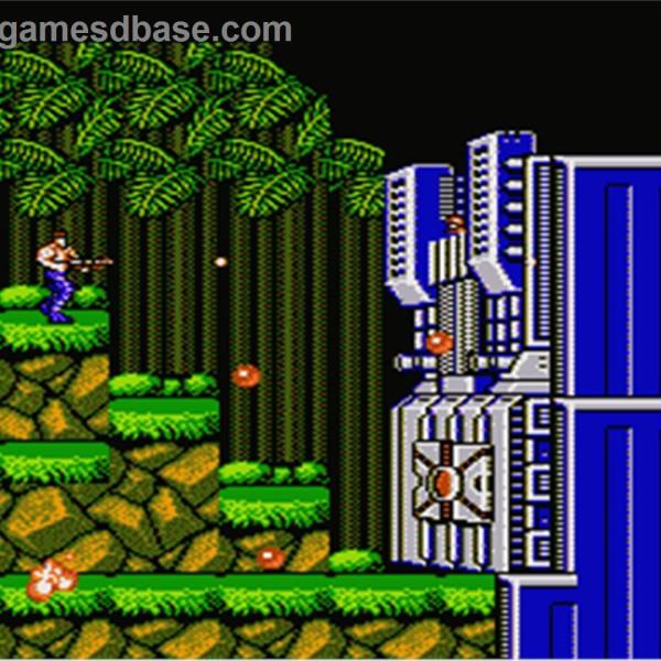 Contra 1988 Konami