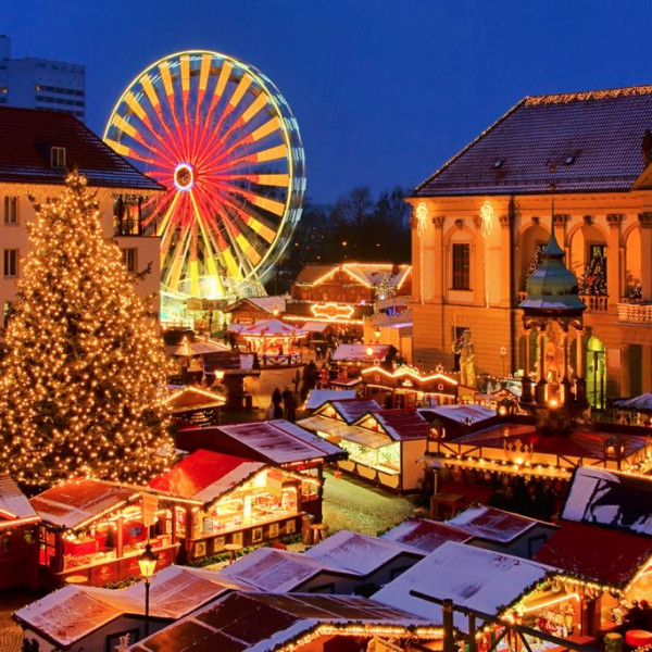 christmas celebration germany