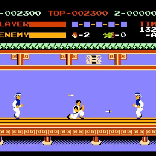Kung-Fu-NES