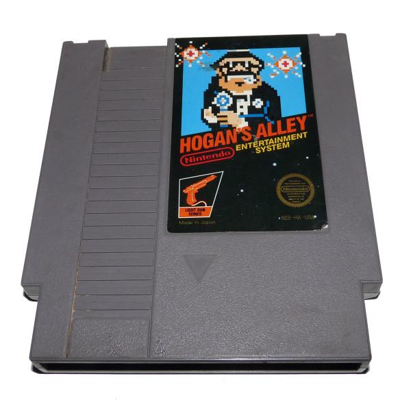 NES - Hogans Alley