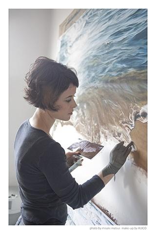 Zaria-Forman-artist