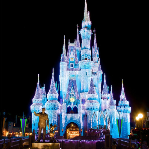 christmas celebration disney world
