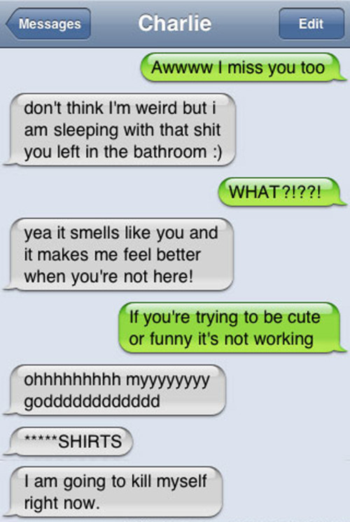 Collection Of Funny Text Fails That Will Crack You Up