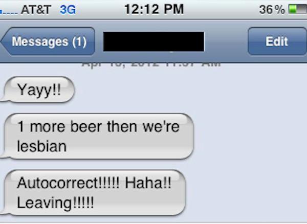 funny sms fail