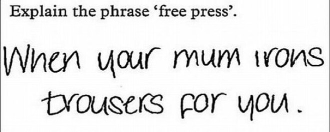 hilarious test answers 26 (1)