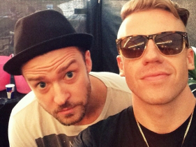 best selfies of 2013 - jutin timberlake
