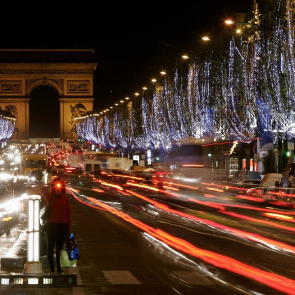 christmas celebration paris