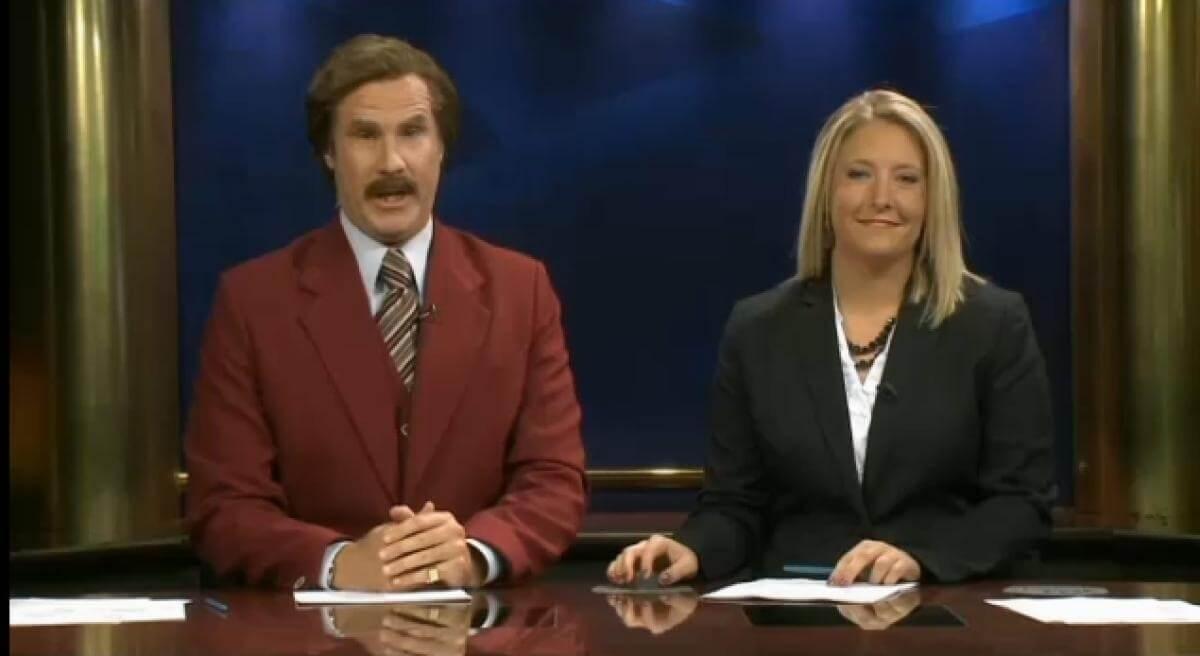 ron burgundy joins news cast (1)