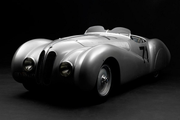 37 bmw 328 - cars of the 30s
