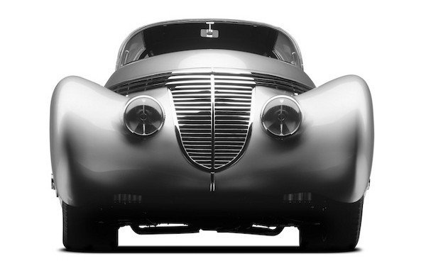 1938 Hispano-Suiza Dubonnet Xenia - cars of the 30's