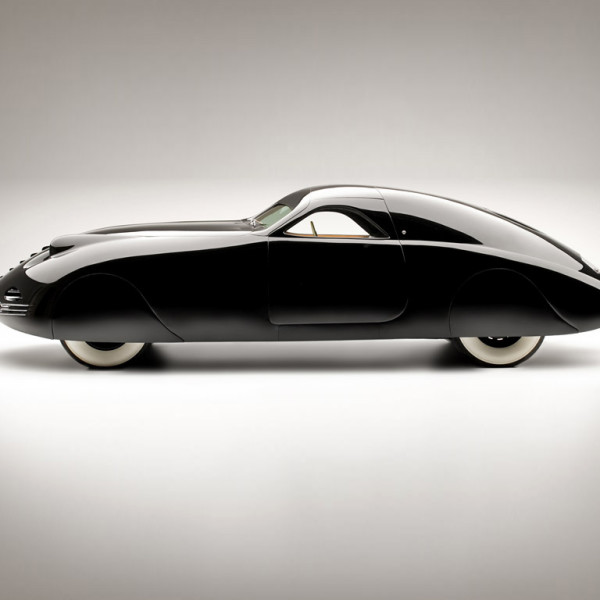 1938 Phantom Corsair - cars of the 30's