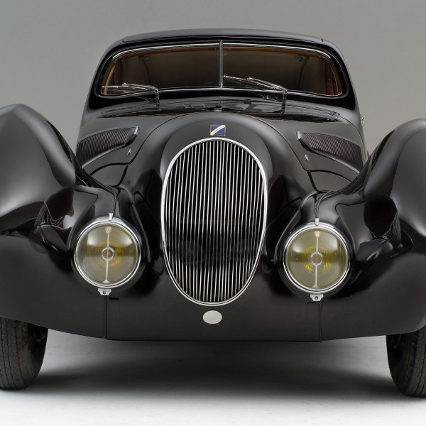 1938 Talbot-Lago T23 Teardrop Coupé2 - cars of the 30's