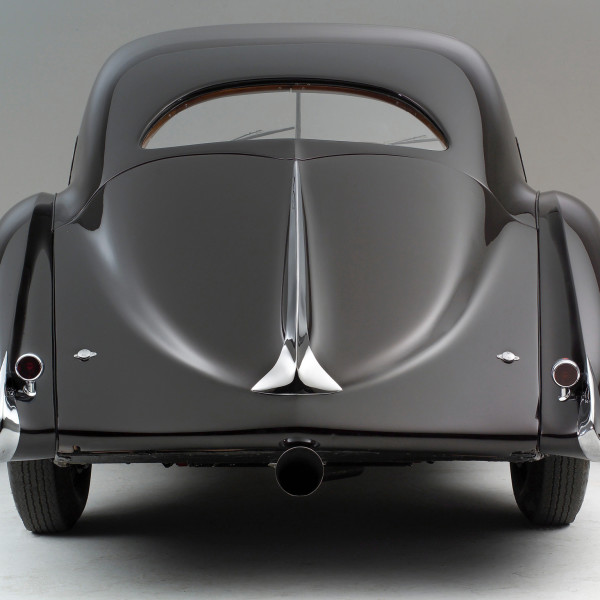 1938 Talbot-Lago T23 Teardrop Coupé3 - cars of the 30's