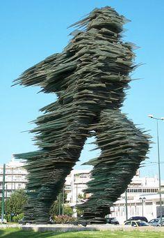 weird sculptures