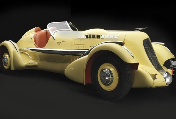 Duesenberg SJ Mormon Meteor I 1935 - car from the 30's