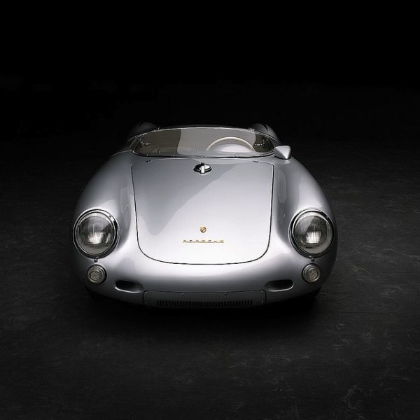 Porsche 550 - car from the 30's