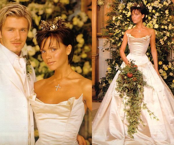20 Famous Wedding Dresses That Will Make You Jealious