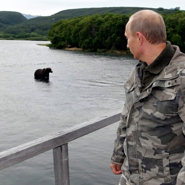 42 pictures that prove just how much badass vladimir putin