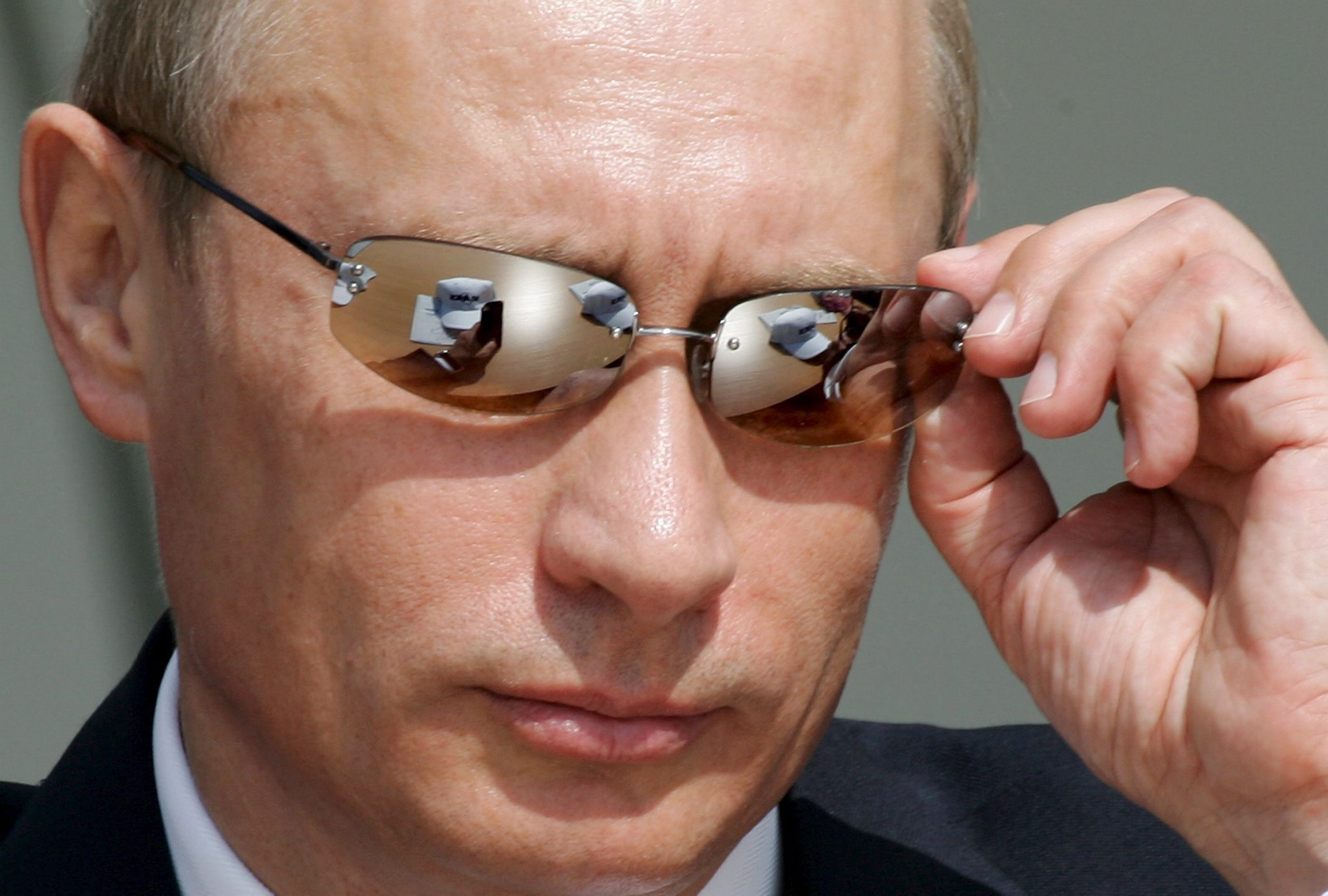 42 Pictures That Prove Just How Much Badass Vladimir Putin Really Is