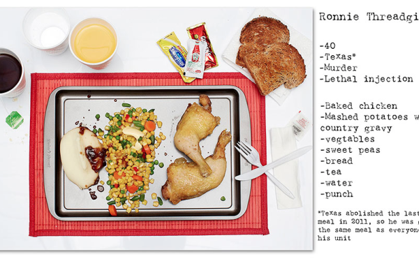 death row last meals