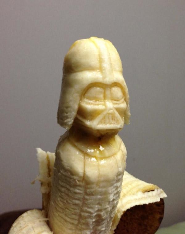 Yamada's banana art