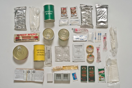army food packs