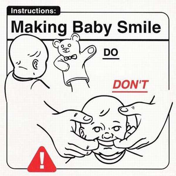 safe baby tips