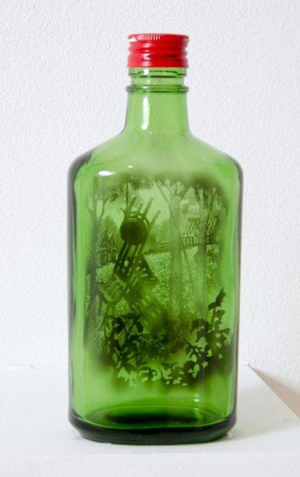 The Bottled Smoke Artworks of Jim Dingilian
