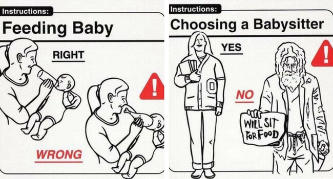 27 Safe Baby Handling Tips - Never Do These Things To Your Baby - Seriously