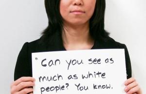 Racial Microaggressions.