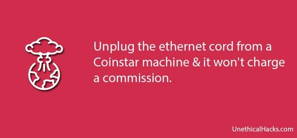 Coinstar life hack : Account manager csr rbc salary