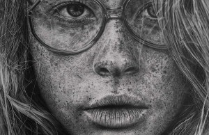 Realistic pencil drawings (Monica Lee)