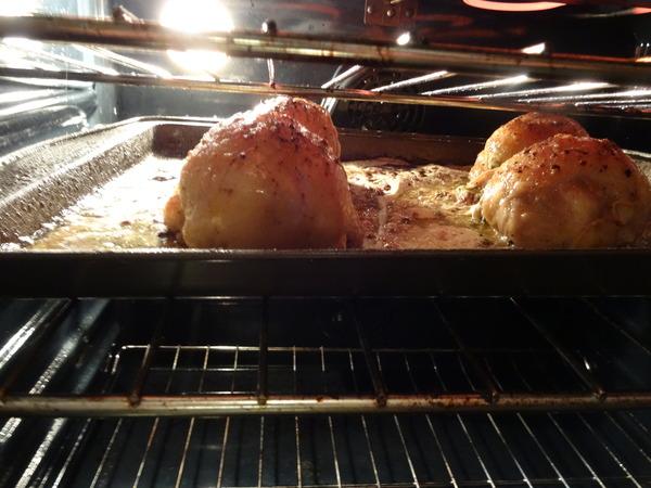 How I make chicken ballotine