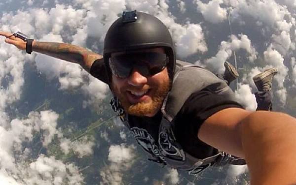 The Best Extreme Selfies