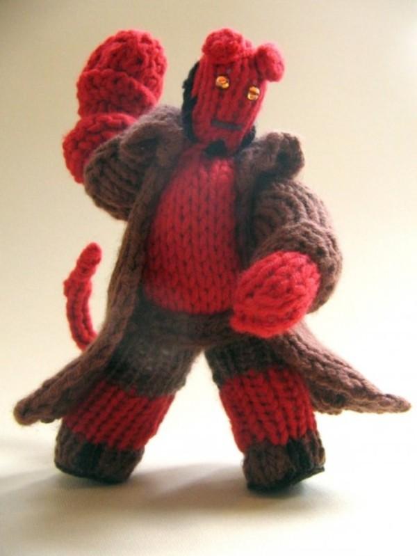 Evil Knitting