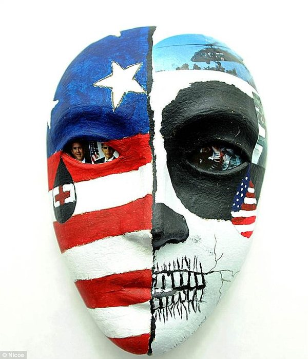 PTSD masks