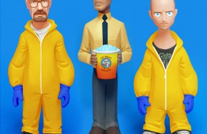 breaking bad toon figures