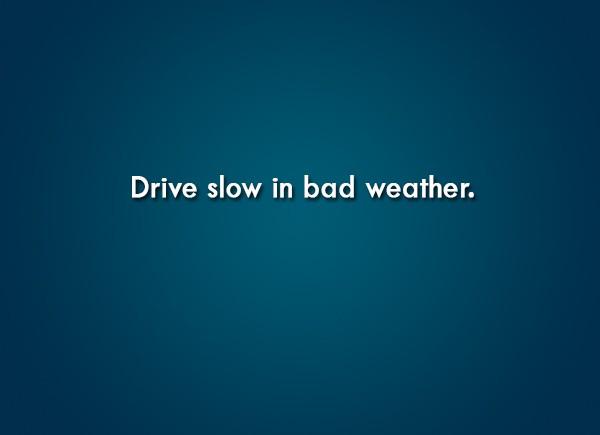damn good advice