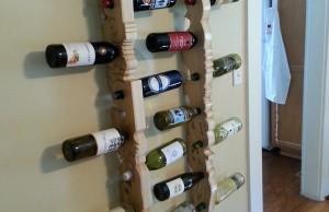 Maggard Wine Rack