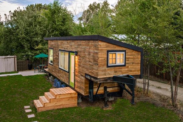 Tiny House by minimotives.