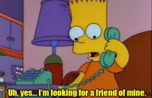 simpsons prank call