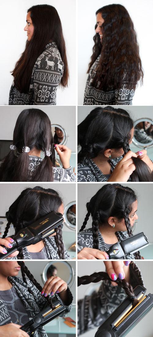 Как сделать кудри быстро на короткие волосы