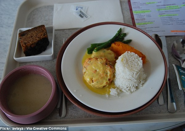 Hospital food around the world