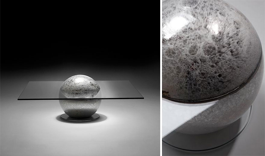 amazing table designs - planet
