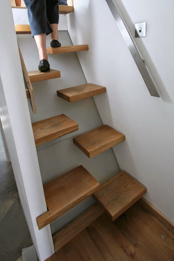 23 : Reminds Me Of A Ship Stairs