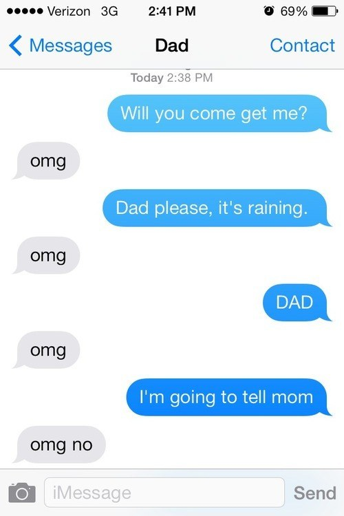 funny texting