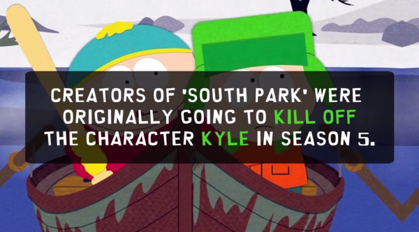 South Park facts