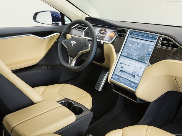tesla car is awesome