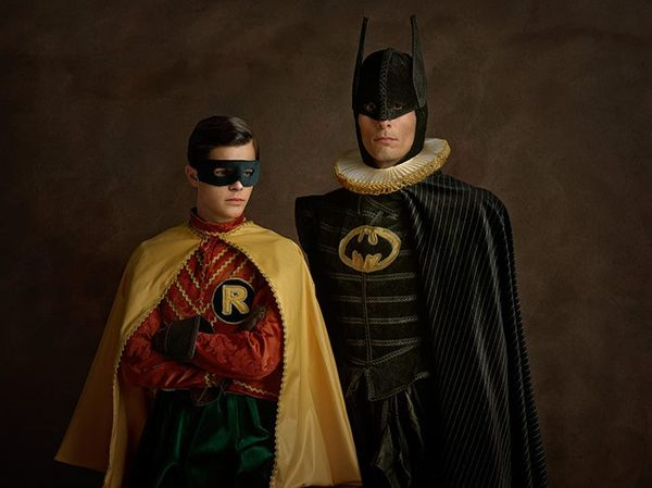 Superheroes outfits